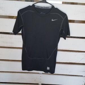 Nike Pro Combat Women's Dri Fit Size Medium Shirt
